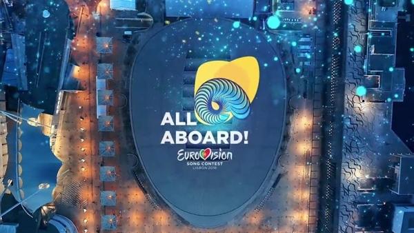 Abertura do Eurovision Song Contest em Lisboa!