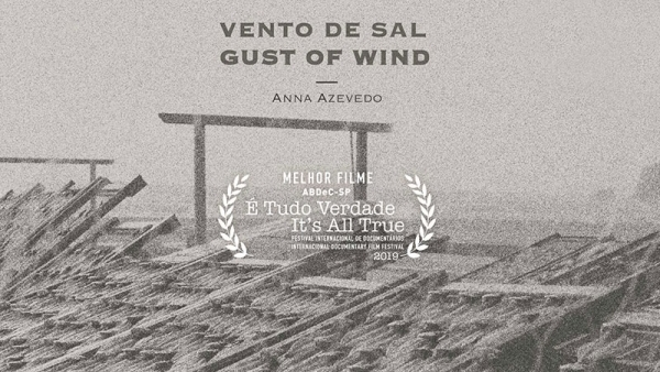 """GUST OF WIND"" WINS AWARD"